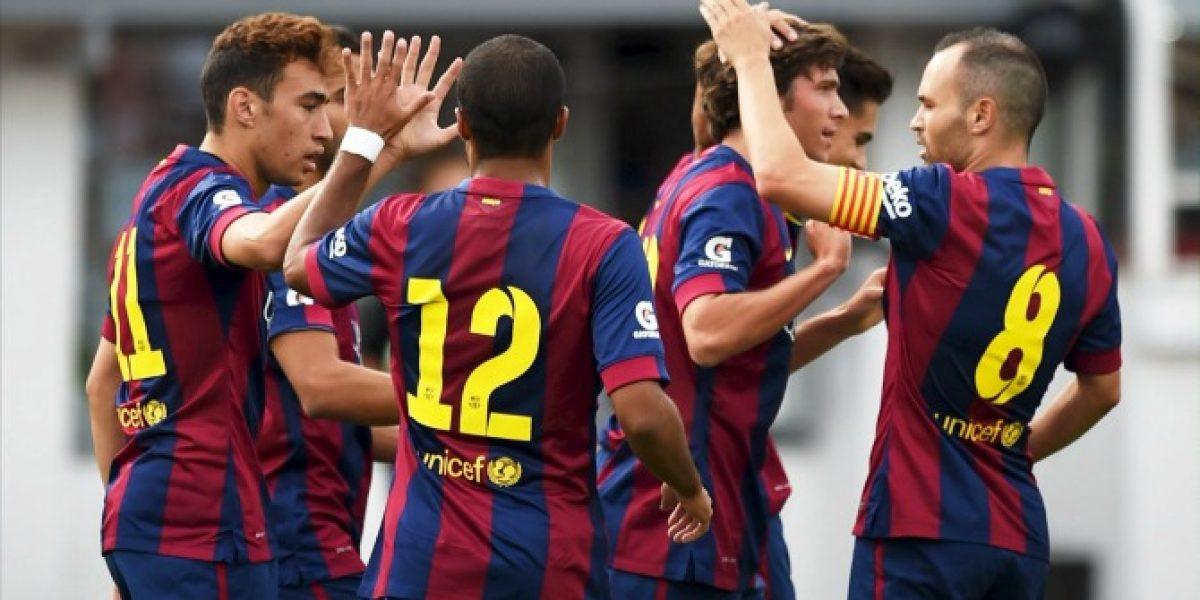 Barcelona recurrirá al TAS tras la resolución de la FIFA