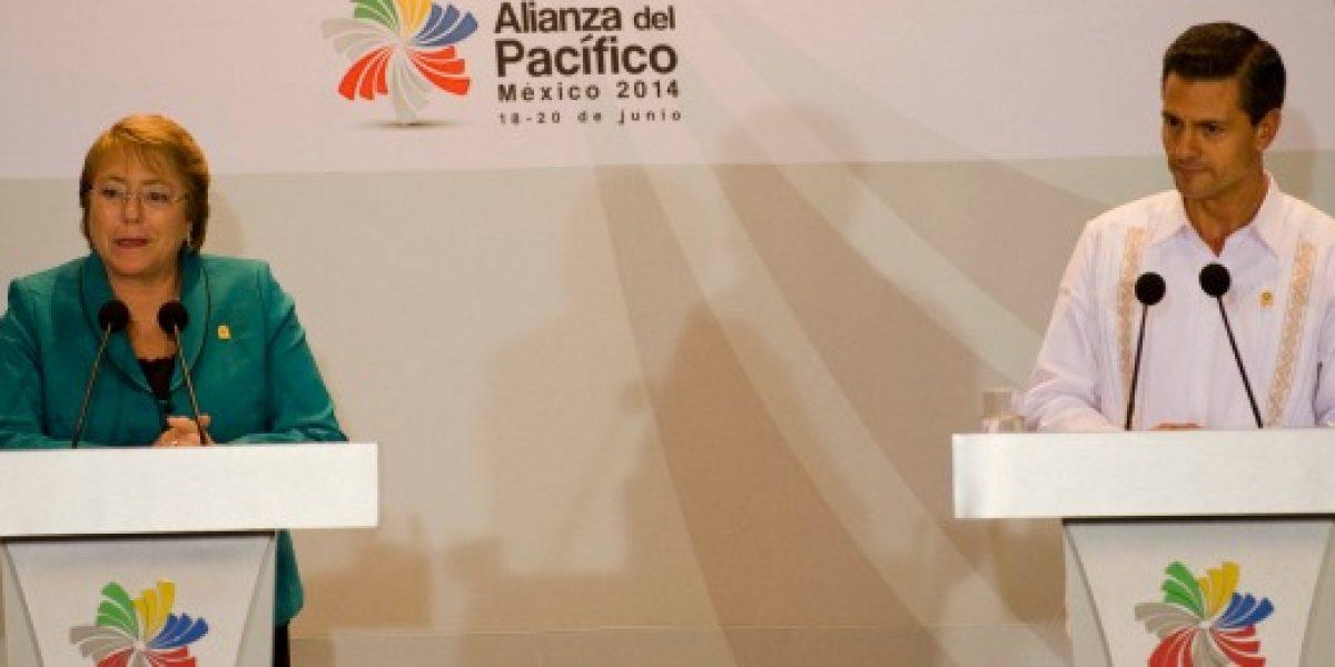 Comercio entre Chile y México crece 9% tras firma de TLC en 1999