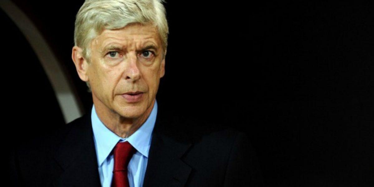 Wenger suma problemas en el mediocampo y podría ir al mercado de fichajes