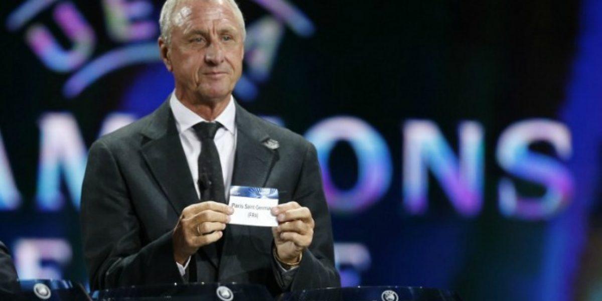 ¿Cómo? Diario holandés anunció la muerte de Johan Cruyff