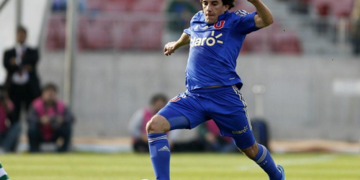 Mathías Corujo es sorpresa en la nómina de Uruguay para próximos duelos amistosos