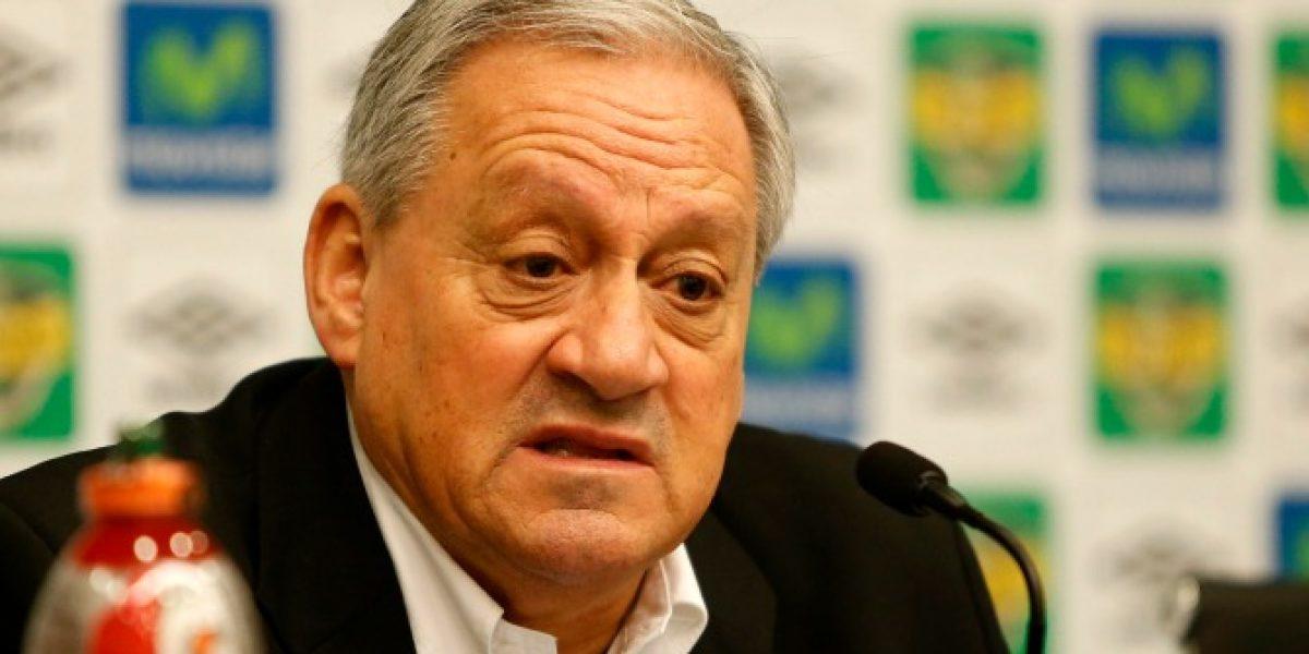 Arturo Salah confía en la renovación de Villar y se queja por las reprogramaciones