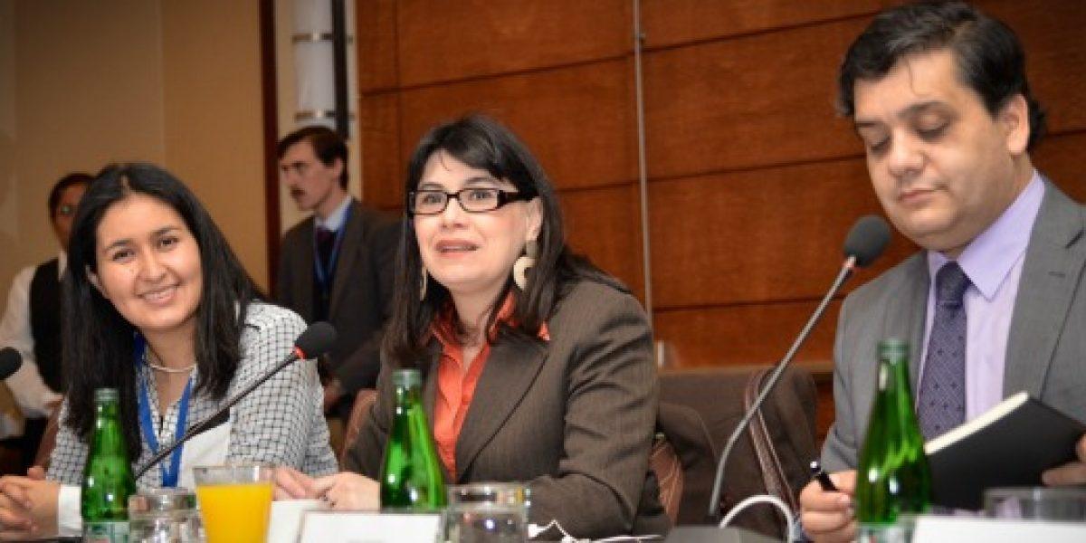 Ministra del Trabajo pidió a comisión de pensiones que busquen soluciones para una vejez digna para todos los chilenos