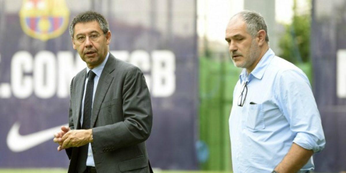 Barcelona se prepara para burlar la prohibición de fichar jugadores hasta 2016