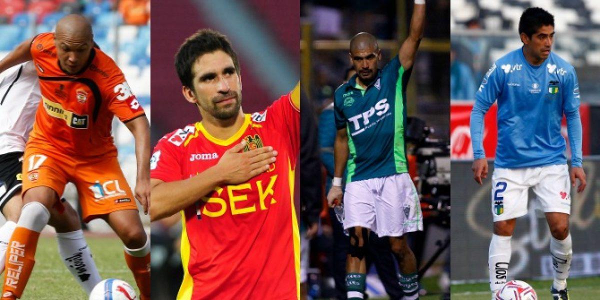 Encuesta: ¿Cuál es el cuarto grande del fútbol chileno?