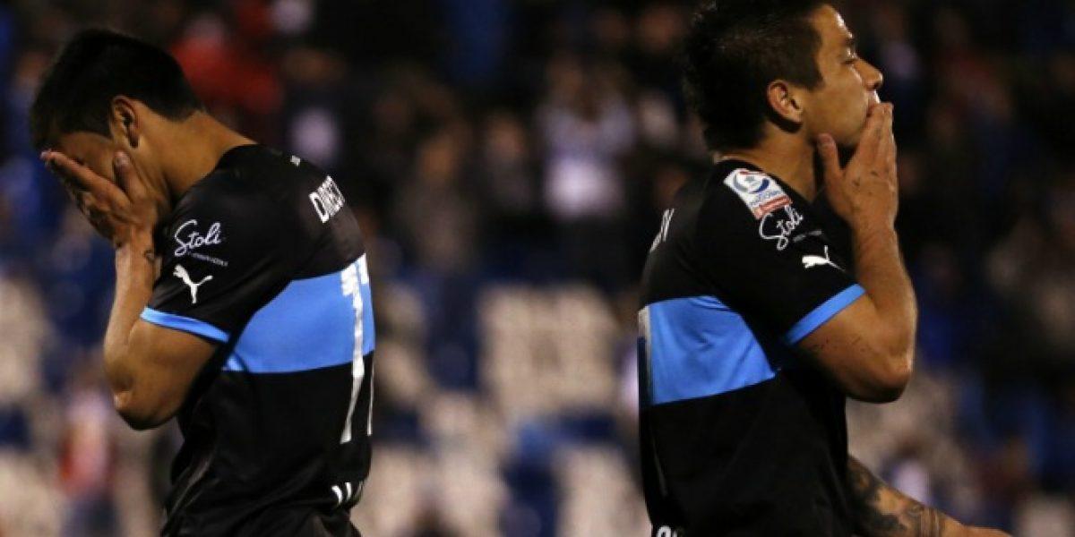 La Católica de Falcioni sigue sin levantar cabeza y ahora cayó ante River por la Sudamericana