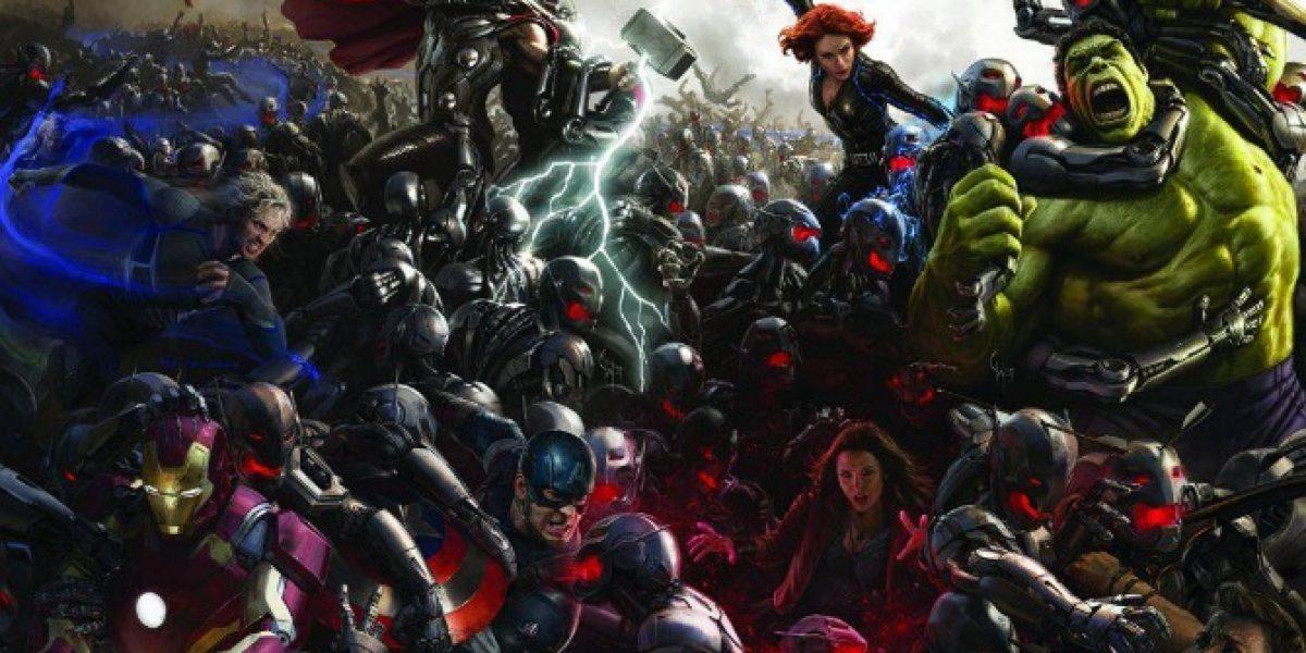 Infografía: Estas son las películas de Superhéroes que se vienen hasta 2020