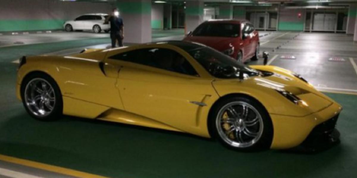 Niño de 15 años recibe uno de los autos más exclusivos del mundo de regalo