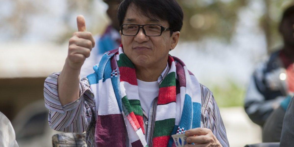 Jackie Chan, tras la detención de su hijo: