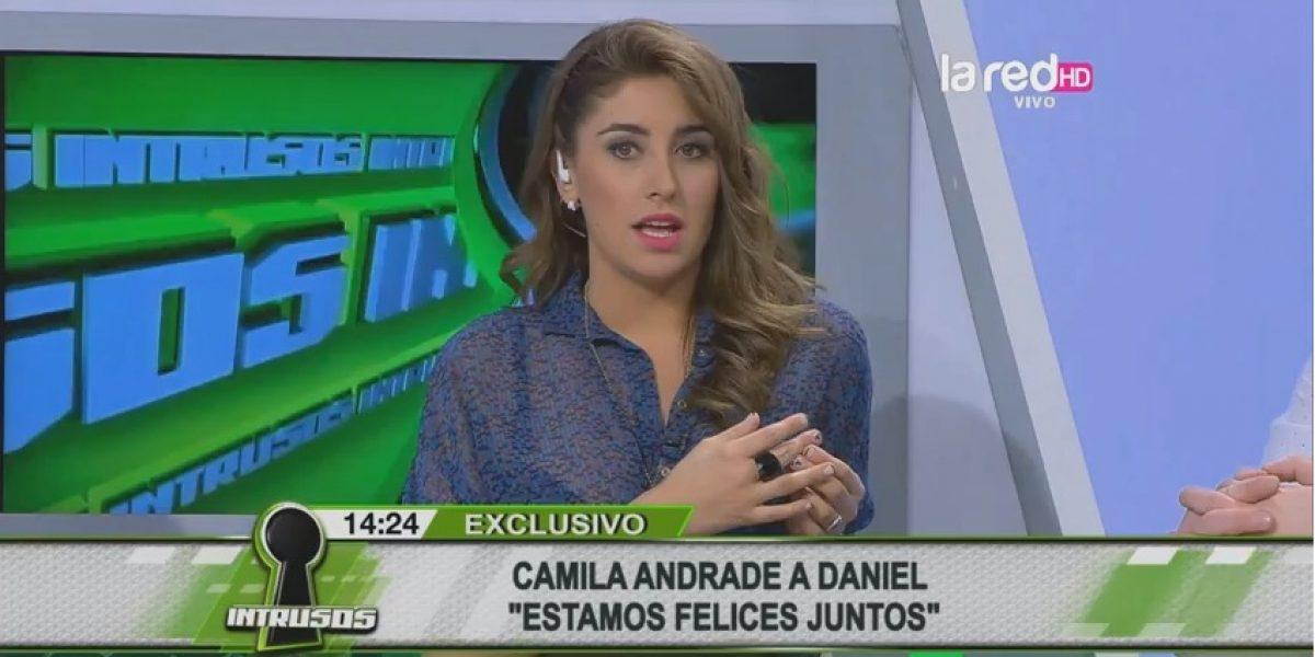 Camila Andrade y