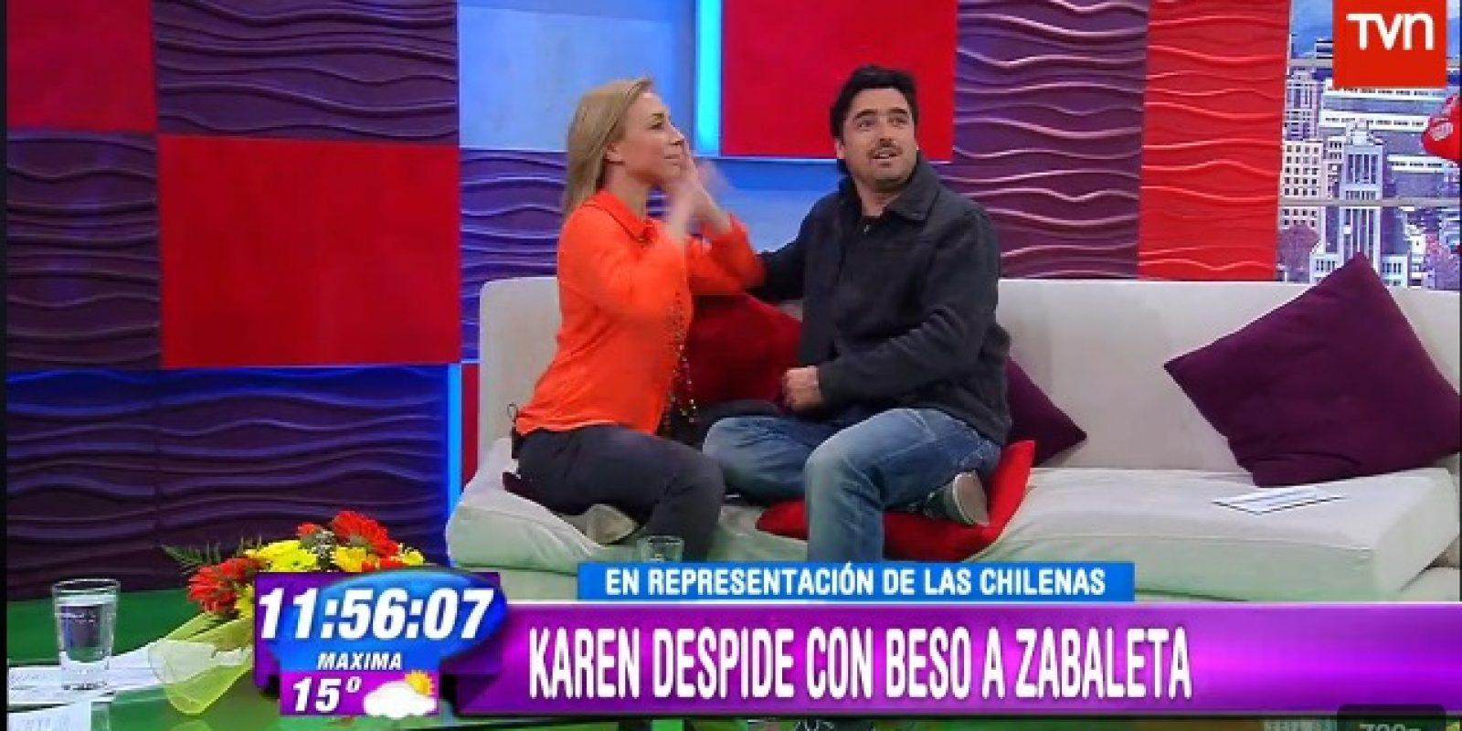 . Imagen Por: Reproducción TVN