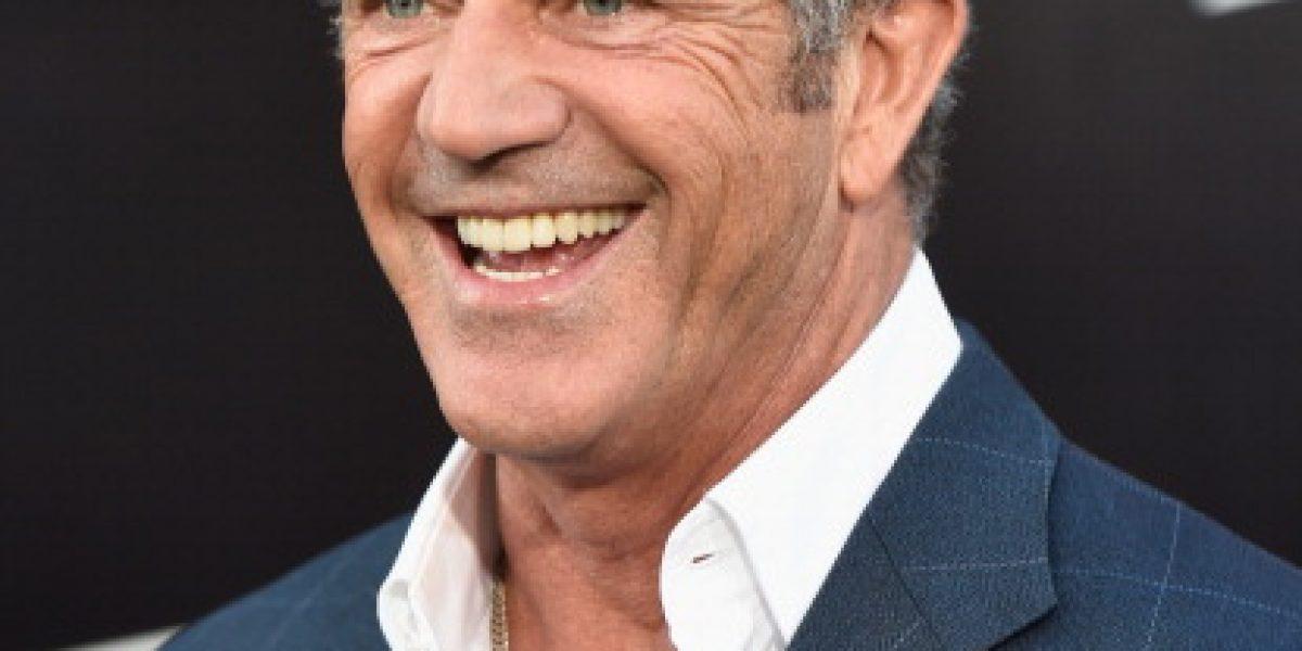 Así se veía Mel Gibson hace 44 años y ahora