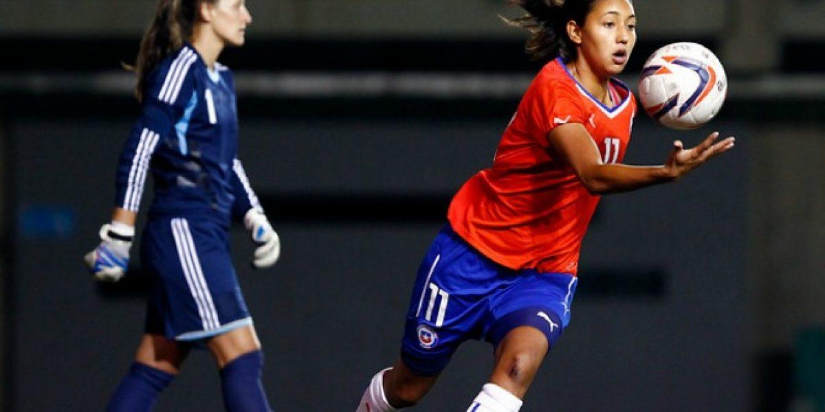 La Selección Femenina de Chile ya tiene nómina para Copa América 2014