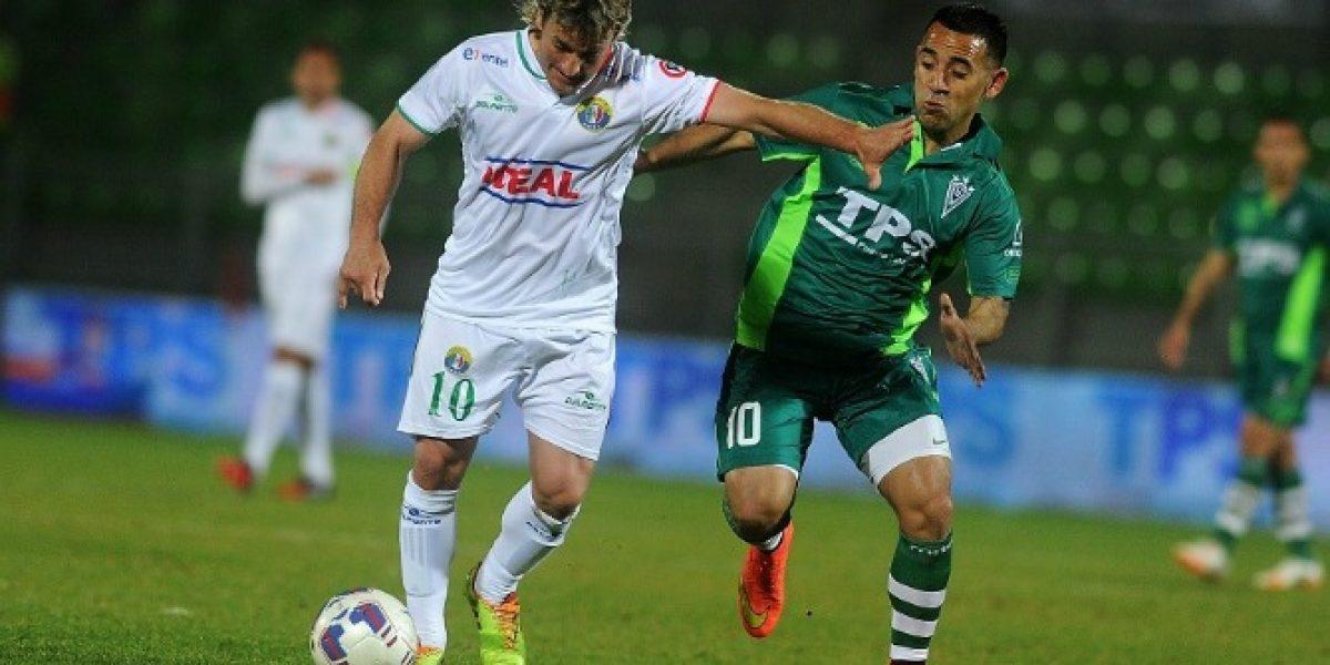 Wanderers no supo marcar su fuerza como local y sólo empató ante Audax