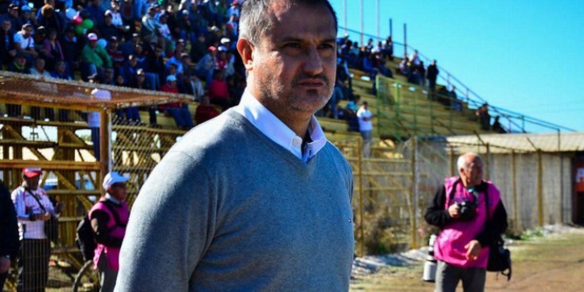 Fernando Vergara toma fuerza para llegar al atribulado Cobreloa