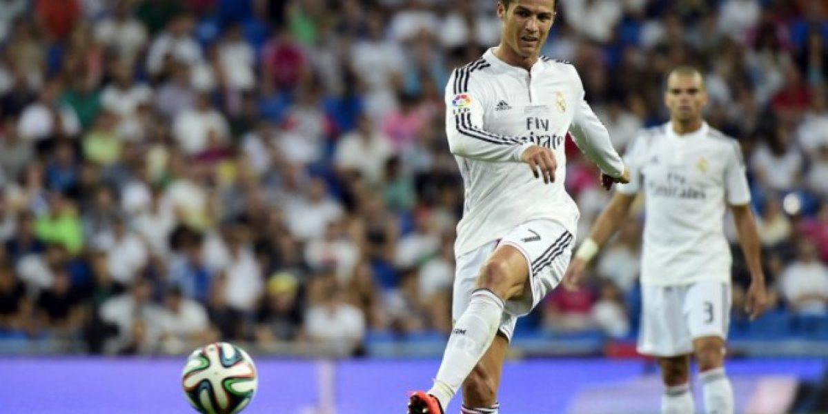 Perdió el control: La brutal agresión de Cristiano Ronaldo a Godín