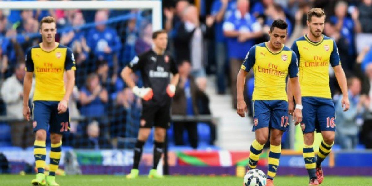 Wenger llamó a Alexis a recuperar la confianza y mejorar en lo físico