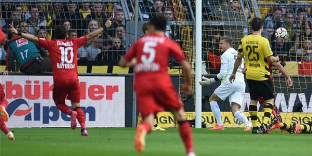 Video: Nuevo récord... el gol más rápido en la historia de la Bundesliga