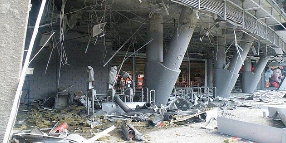 La crisis de Ucrania toca al fútbol y estadio del Shakhtar Donetsk es bombardeado