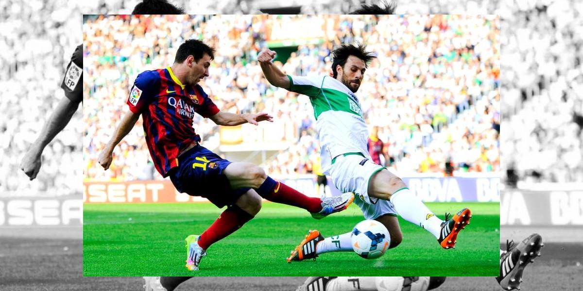 EN VIVO: Barcelona vs. Elche; debutan los culés de Luis Enrique