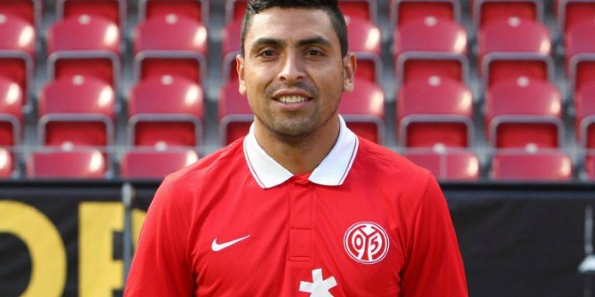 Gonzalo Jara se estrenó con un empate en la Bundesliga