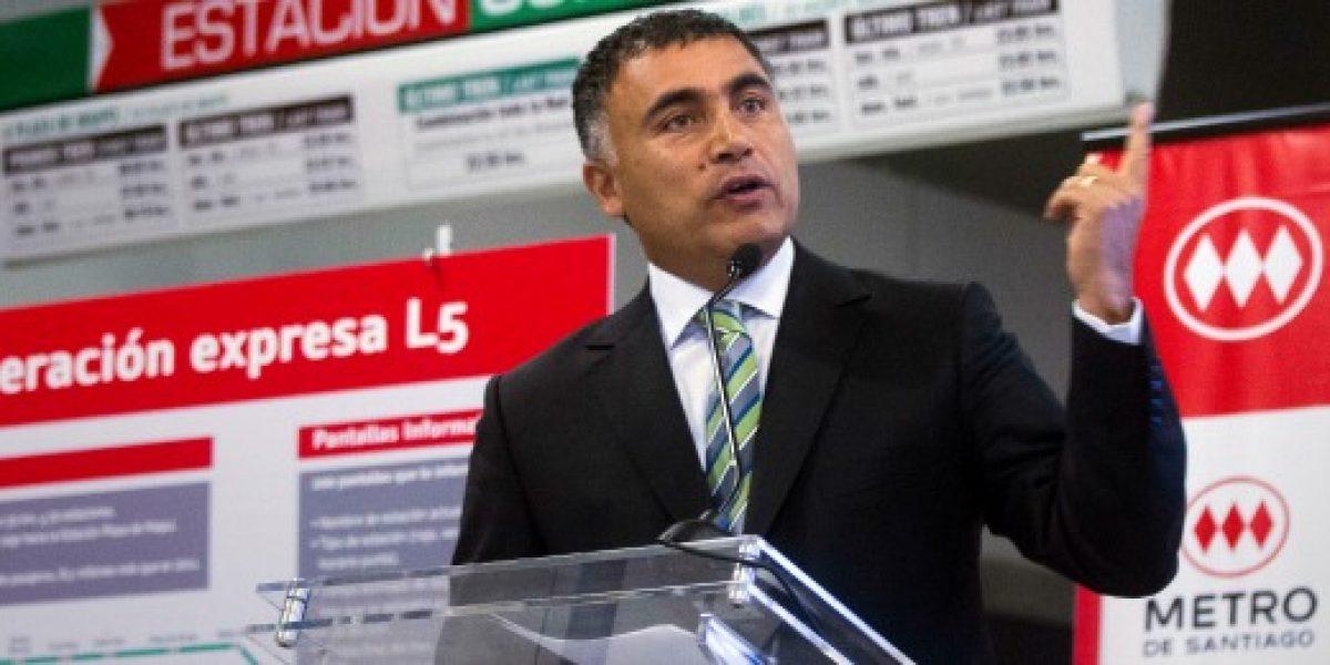 Alcalde de Maipú anuncia queja ante la Subtel por calidad de servicio de celulares tras sismo