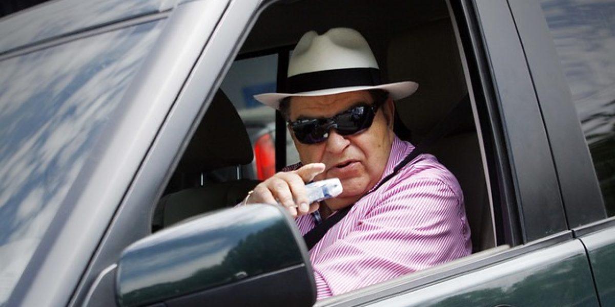 Don Francisco se suma al #IceBucketChallenge