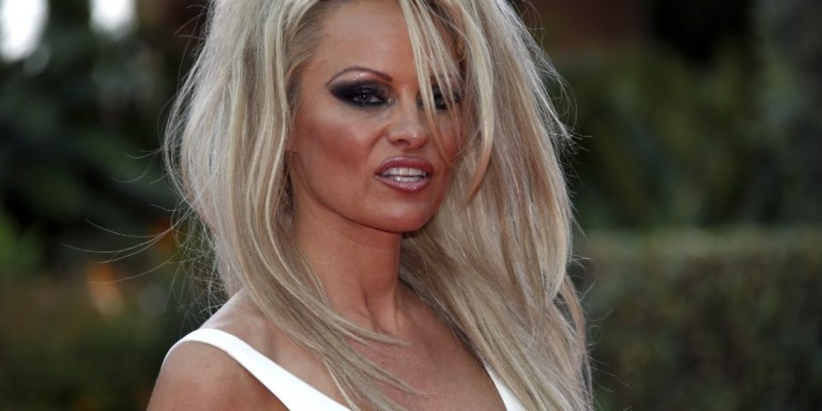 Pamela Anderson en picada contra el #IceBucketChallenge