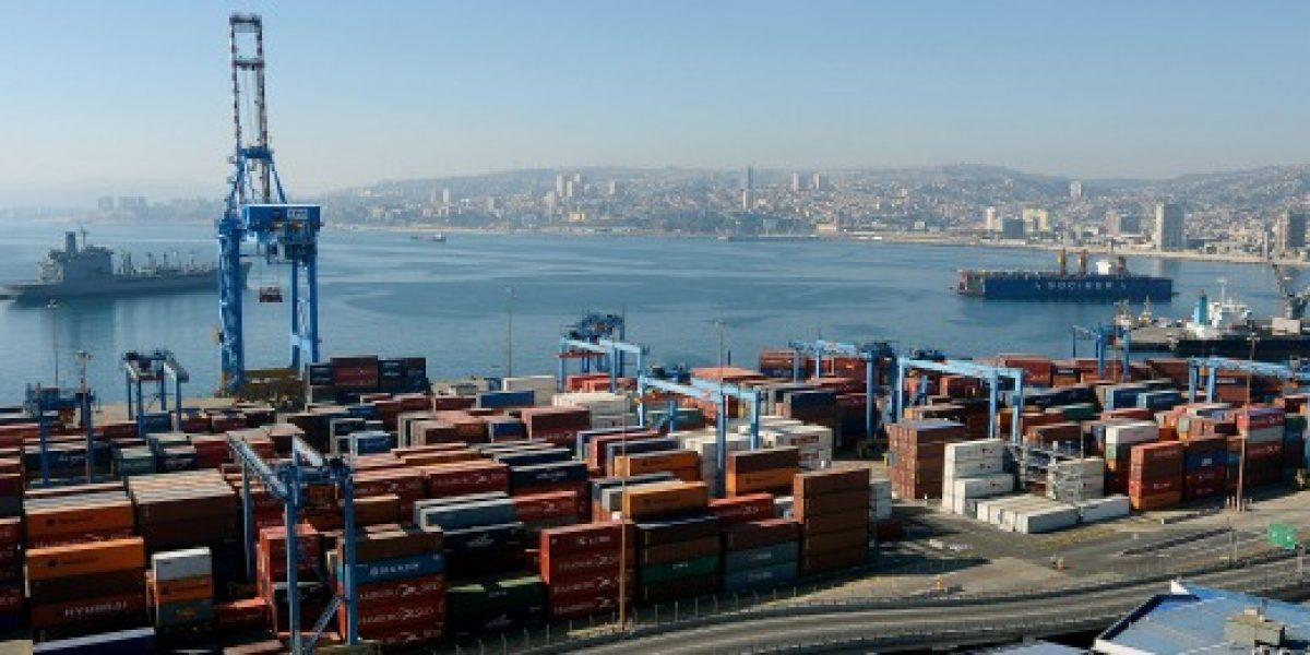 Mal segundo trimestre del año: caen las importaciones y exportaciones de Chile