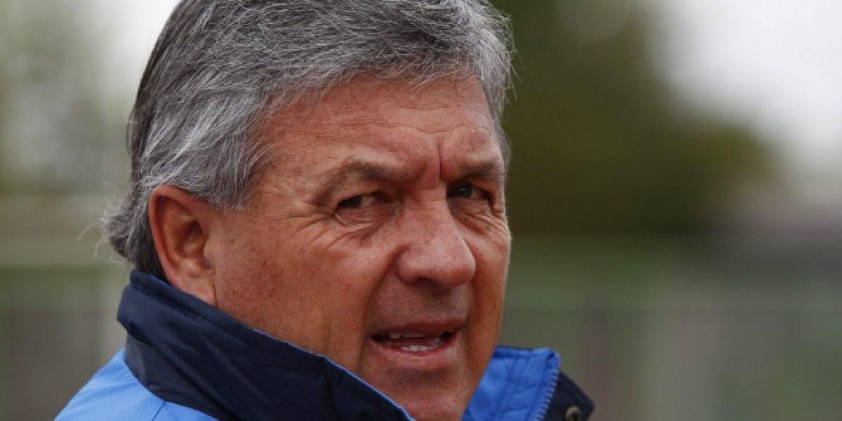 Luis Marcoleta asume responsabilidad del mal momento de Everton