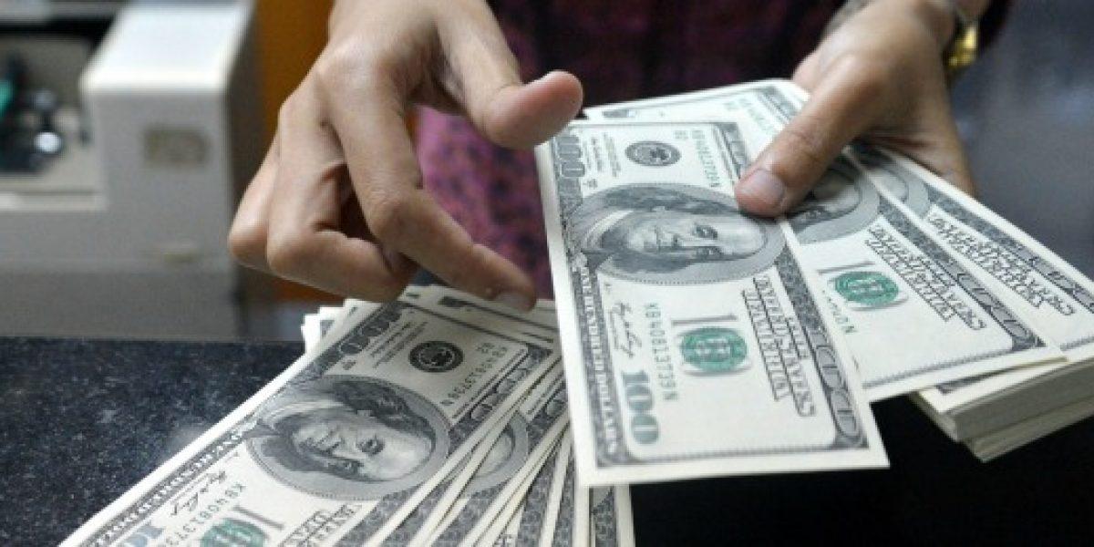 CCS y alza del dólar: