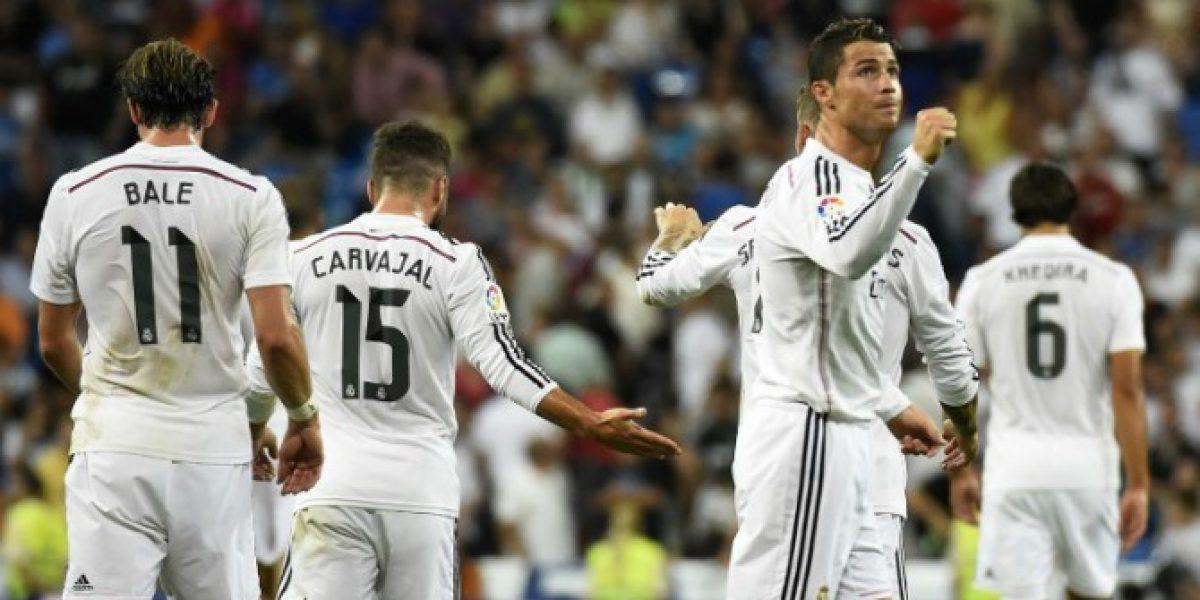 Costó pero salió: Real Madrid debutó con un ajustado triunfo en la Liga