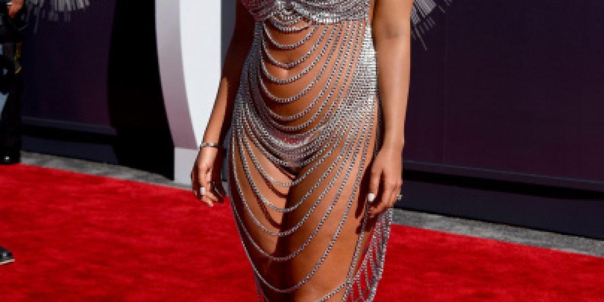 Este vestido dejó a todos con la boca abierta en los MTV VMA 2014