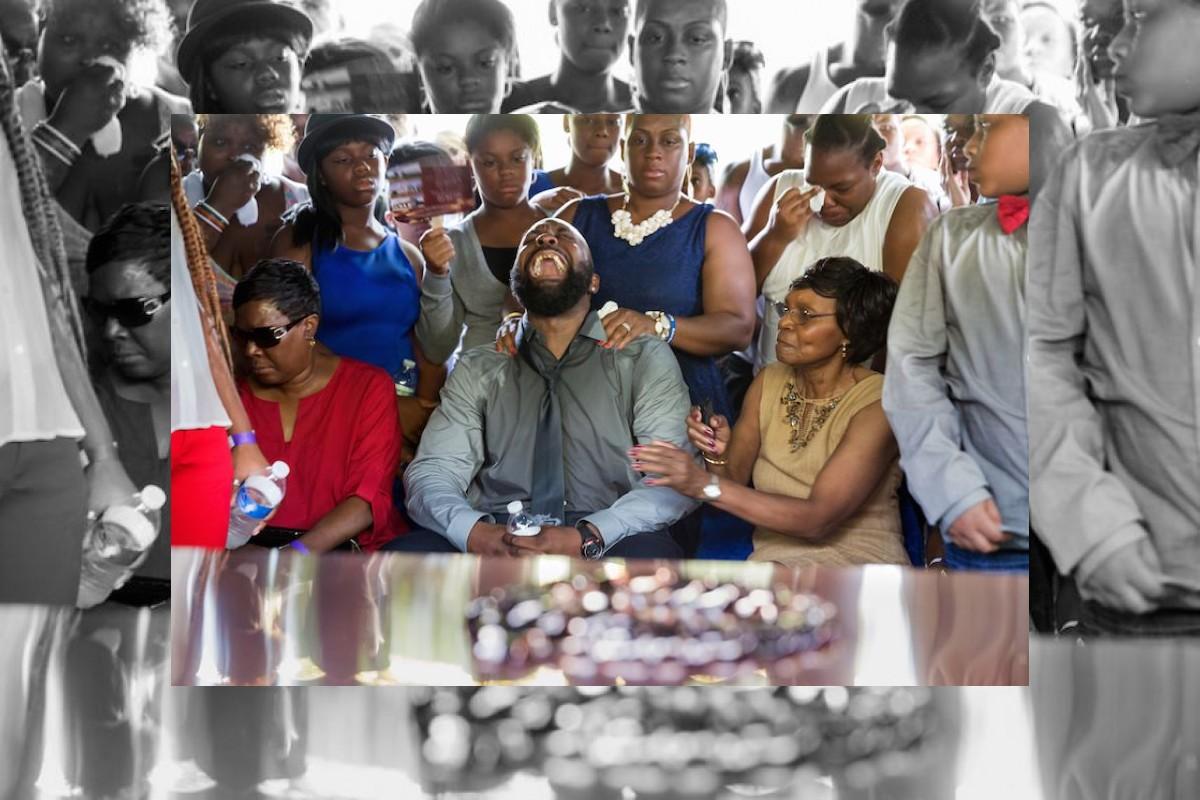 El padre de Mike Brown Foto:AFP. Imagen Por: