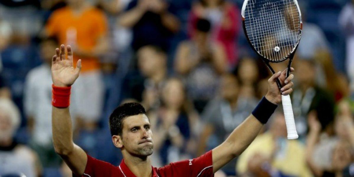 Novak Djokovic abre el US Open con fácil victoria sobre el argentino Schwartzman