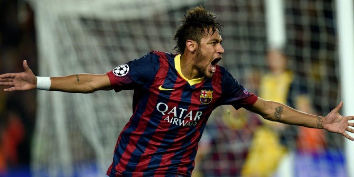 Video: ¿Rapero Neymar? La nueva faceta del brasileño