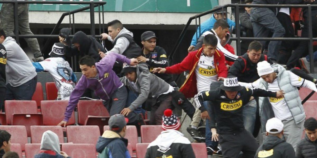 Barnechea respondió a las críticas por organización del duelo con Colo Colo