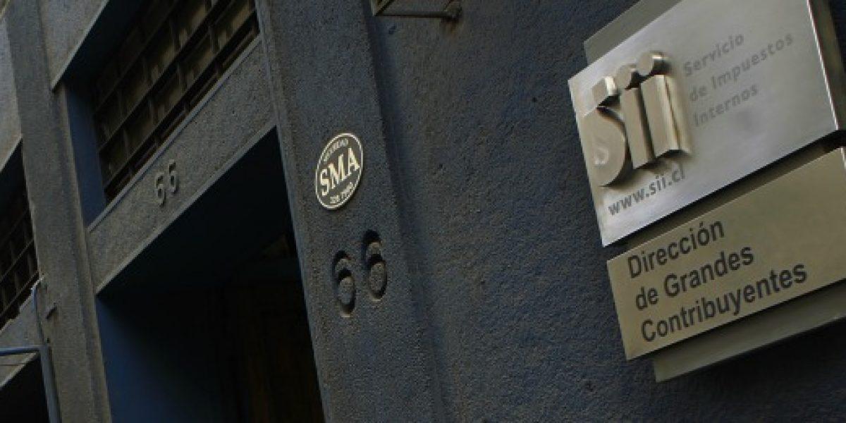 SII presentó denuncia contra socios del grupo Penta por delito tributario