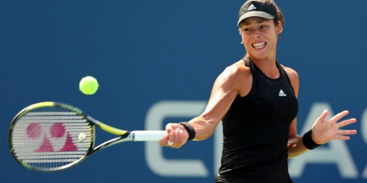 La serbia Ana Ivanovic no tuvo problemas y accedió a la segunda ronda del US Open