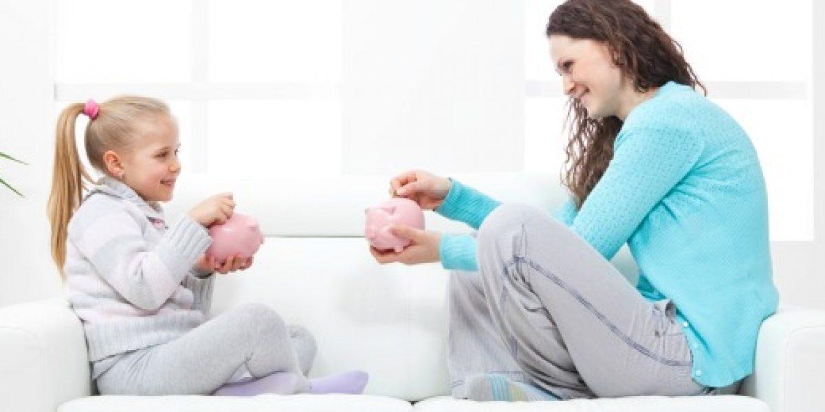 Cinco consejos para incentivar el ahorro en los niños