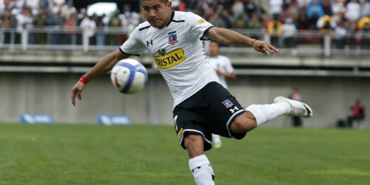 El esfuerzo diario de Felipe Flores por ganarse un puesto de titular