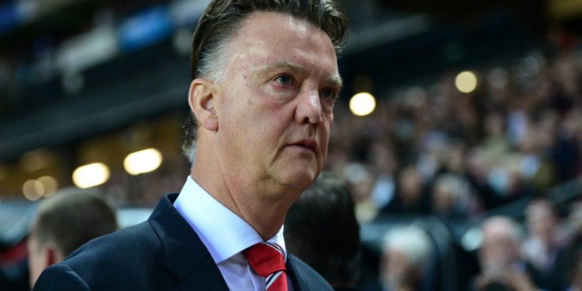 El Manchester United de Van Gaal sumó su primer papelón de proporciones