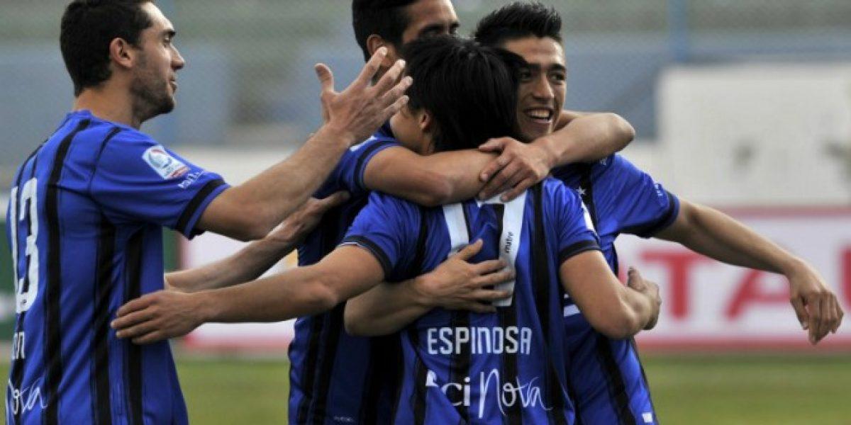 Huachipato ganó en la altura y avanzó en la Copa Sudamericana