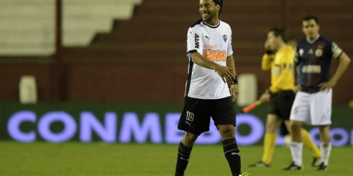 Se acabó la ilusión: Ronaldinho no fichará en Palmeiras