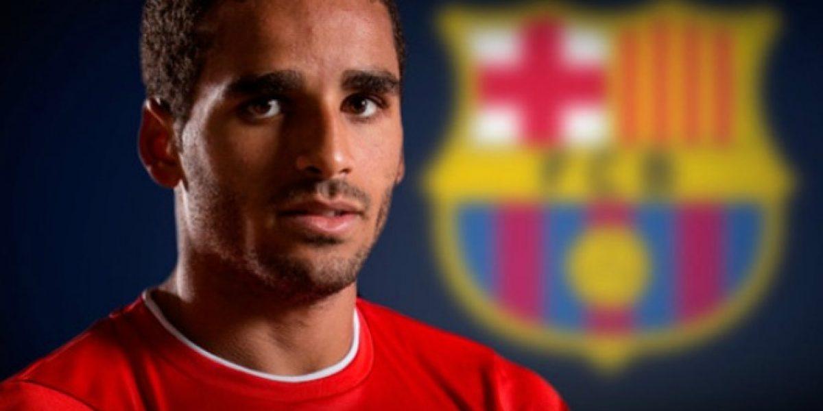 Nuevo compañero para Bravo: Barcelona confirmó su séptimo refuerzo