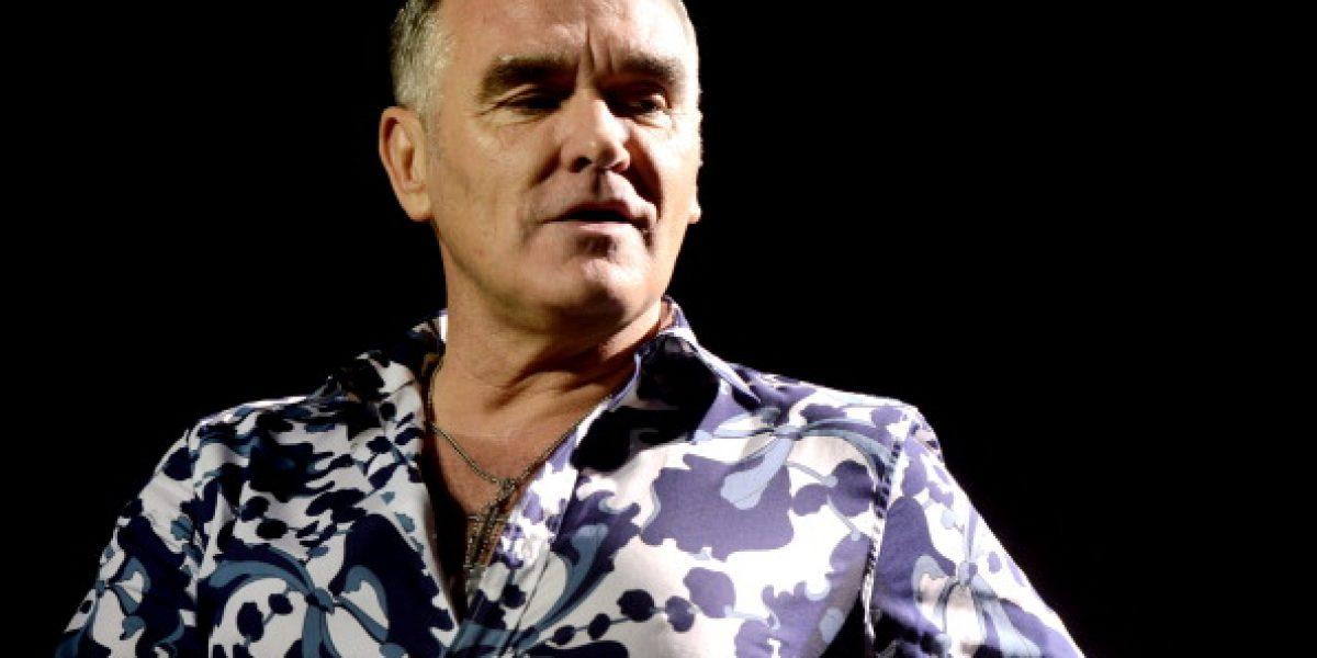 Morrissey confirma la gira de su último disco