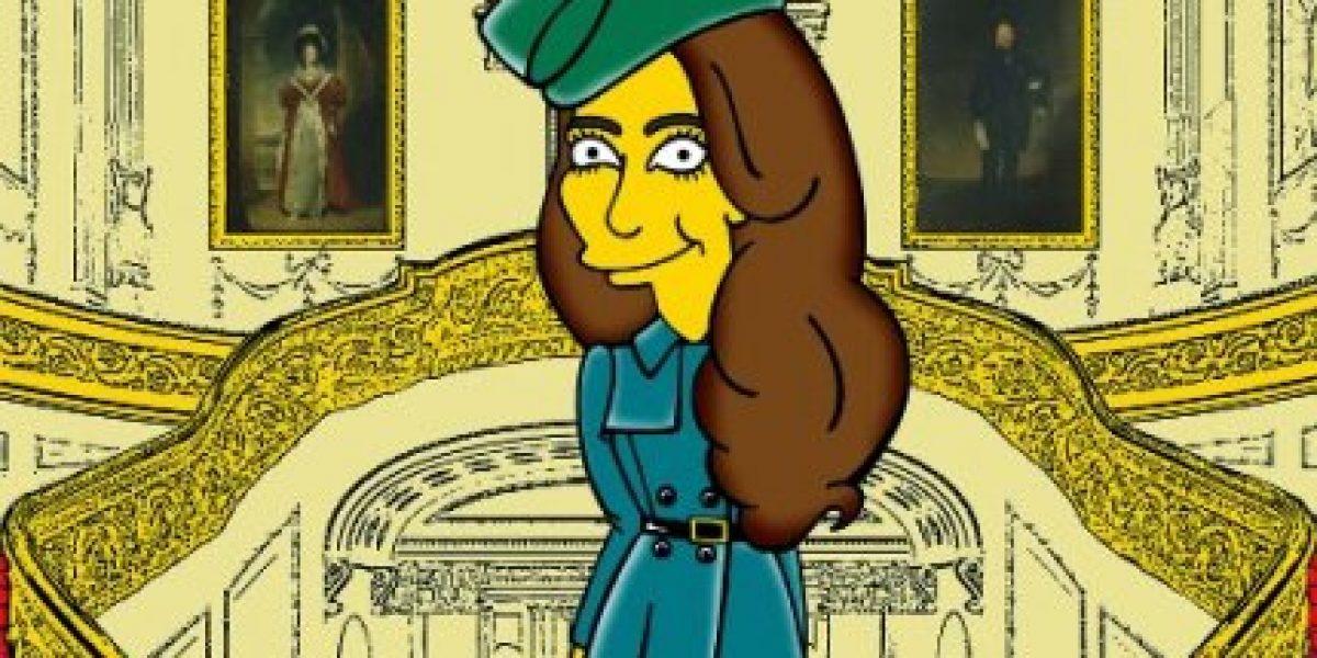 ¡Otra más! Kate Middleton es