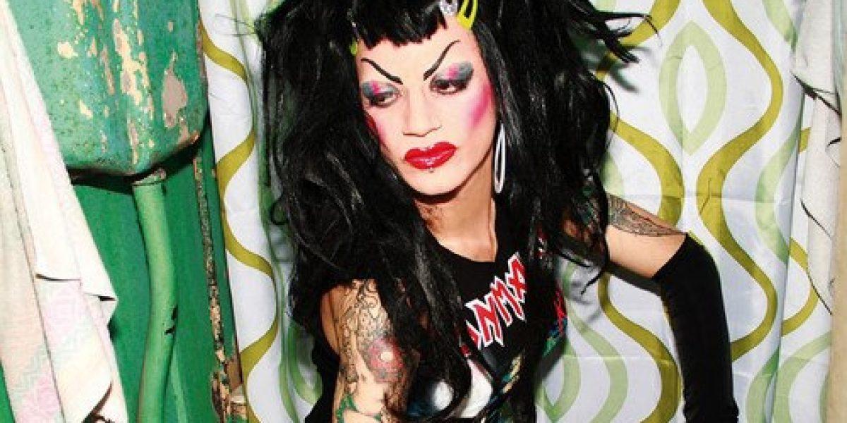 Reconocido drag queen