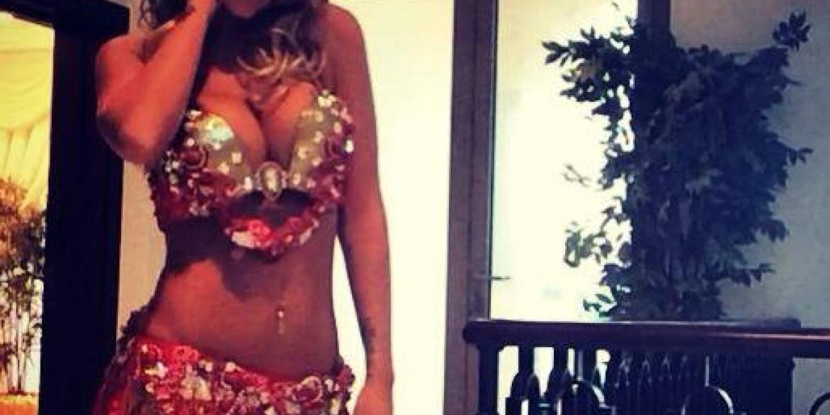 Cote López posa en bikini y exhibe su mejor momento estético