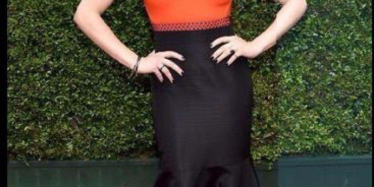 Las mejores vestidas de los premios Emmy 2014